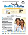 November 2014 Adult HEEL Bulletin