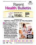 December 2012 Parent Health Bulletin