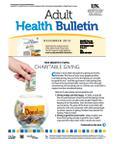December 2013 Adult Health Bulletin