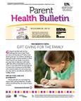 December 2013 Parent Health Bulletin