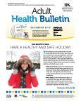 December 2015 Adult Health Bulletin
