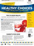 August / September 2015 Healthy Choice Newsleter