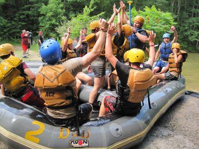 Rafting Adventure Camp