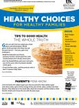 December 2014 / January 2015 Healthy Choices Newsletter