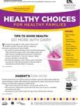February / March 2015 Healthy Choice Newsletter