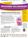 2015 February / March Healthy Choices Newsletter in Spanish