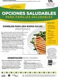 April / May 2015 Healthy Choice Newsletter in Spanish