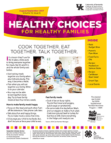 August / September 2017 Healthy Choices Newsletter