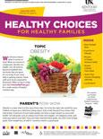 2013 June / July Healthy Choices Newsletter