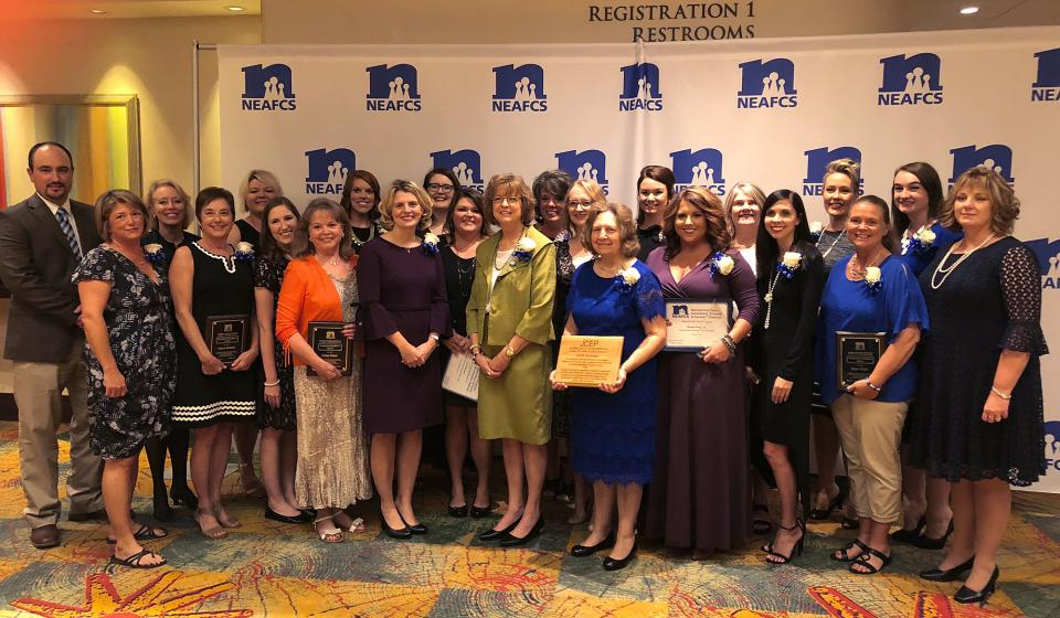 Kentucky FCS Extension Professionals Earn Recognition