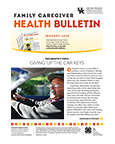 January 2020 Famliy Caregiver Health Bulletin