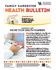 March 2017 Family Caregiver Health Bulletin