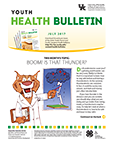 July 2017 Youth Health Bulletin