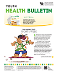 July 2018 Youth Health Bulletin