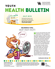 July 2019 Youth Health Bulletin