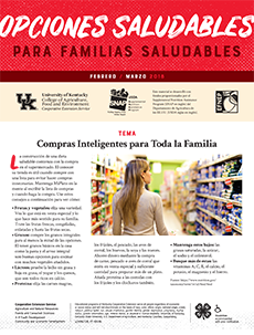 February 2018 Healthy Choices Spanish