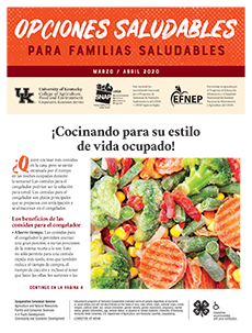 March / April 2020 Healthy Choices Newsletter Spanish