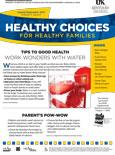 August / September 2015 Healthy Choice Newsleter