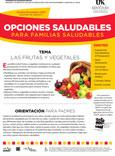 2013 October / November Healthy Choices Newsletter in Spanish