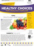 2013 December / 2014 January Healthy Choices Newsletter