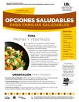 June / July 2014 Healthy Choices Spanish Newsletter