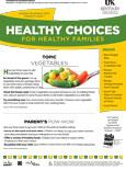 October / November 2014 Healthy Choice English Newsletter