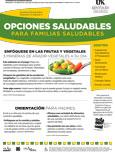 October / November 2014 Healthy Choice Spanish Newsletter