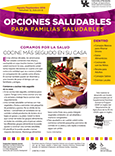 August / September 2016 Healthy Choice Spanish Newsleter