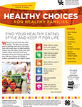 October / November 2016 Healthy Choice Newsleter