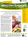 December 2016 / January 2017 Healthy Choices Newsletter