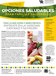 December 2016 / January 2017 Spanish Healthy Choices Newsletter