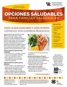 April / May 2017 Spanish Healthy Choices Newsletter