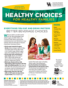 June / July Healthy Choices Newsletter