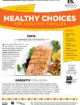 2013 April / May Healthy Choices Newsletter