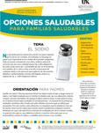 2013 August / September Healthy Choices Newsletter in Spanish
